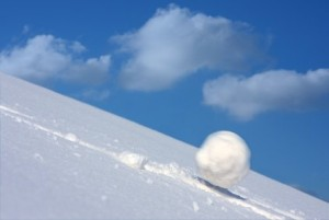 Snowball Rolling